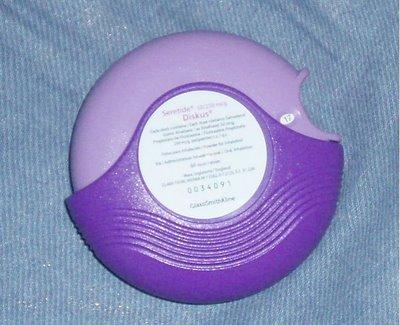 purple advair diskus