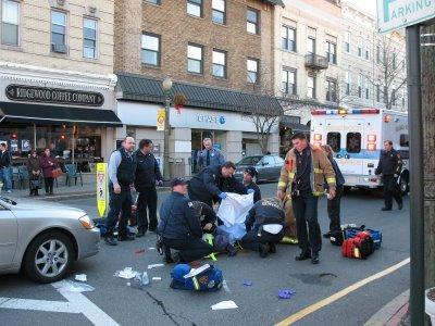 Pedestrian Struck Srxa 39 S Word On Health