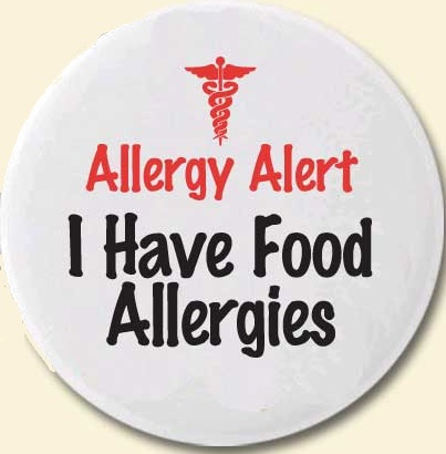 allergies involving children In some cases, especially those involving medications, foods, dyes, latex, or insect stings, severe allergic reactions, known as anaphylaxis or anaphylactic shock, can occur within seconds or hours of exposure during one of these severe reactions, the child's throat will typically swell and breathing will become difficult.