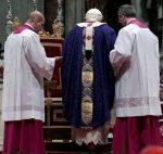 frail Pope