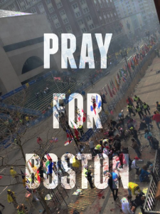Pray for Boston