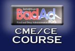 bad ad cme course