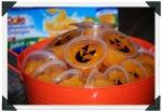 jack-o-oranges healthy halloween treats