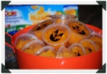 jack-o-oranges healthy halloween treats