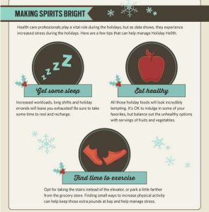 making spirits brighter