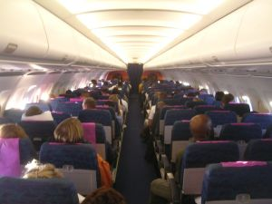 full plane